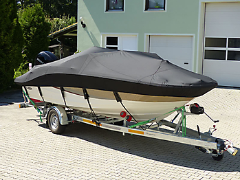 Persenning Sea Ray 19 SPX Ganzpersenning 05