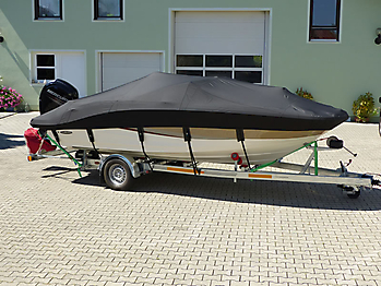 Persenning Sea Ray 19 SPX Ganzpersenning 06