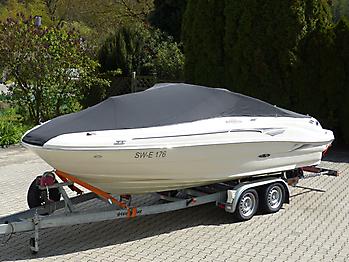 Persenning Sea Ray 200 Sundeck Bootspersenning 03