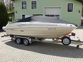 Persenning Sea Ray 200 Sundeck Bootspersenning 04