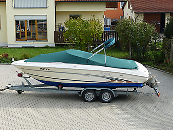 Persenning Sea Ray 210 Signature Bootspersenning 01