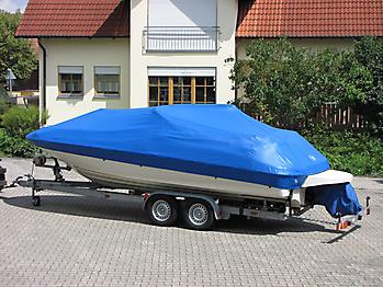 Persenning Sea Ray 210 Sundeck Bootspersenning 03