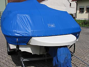 Persenning Sea Ray 210 Sundeck Bootspersenning 06