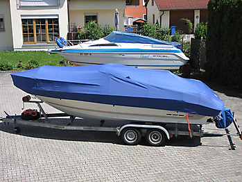 Persenning Sea Ray 220 OV Bootspersenning 01