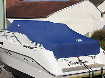 Persenning Sea Ray 230 DALT Bootspersenning 06