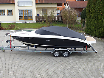 Persenning Sea Ray 240 SSE Bootspersenning 01