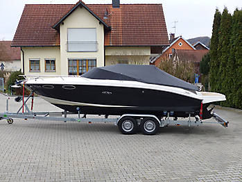 Persenning Sea Ray 240 SSE Bootspersenning 03
