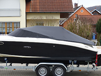Persenning Sea Ray 240 SSE Bootspersenning 04