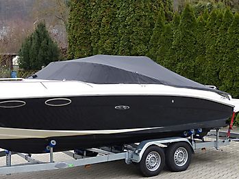 Persenning Sea Ray 240 SSE Bootspersenning 06