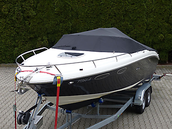 Persenning Sea Ray 240 SSE Bootspersenning 07
