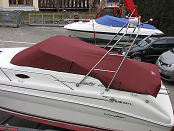 Sea Ray 240DA Sundancer