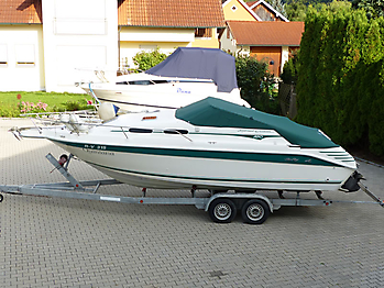 Persenning Sea Ray 250 Express Cruiser Bootspersenning01