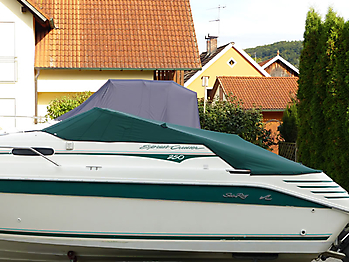 Persenning Sea Ray 250 Express Cruiser Bootspersenning04