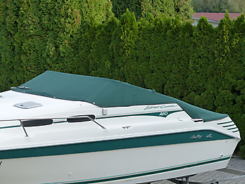 Persenning Sea Ray 250 Express Cruiser Bootspersenning06