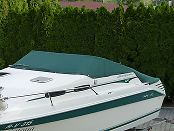Persenning Sea Ray 250 Express Cruiser Bootspersenning08