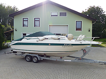 Persenning Sea Ray 250 Express Cruiser Bootspersenning09