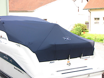 Persenning Sea Ray 250 Sundancer Bootspersenning 05