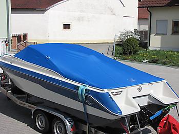 Persenning Sea Ray Seville 20 Bootspersenning  03