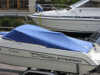 Persenning Stingray 220 CS Bootspersenning 02