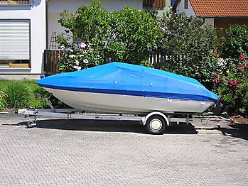 Persenning Sunbird 200 Cuddy Bootspersenning 01