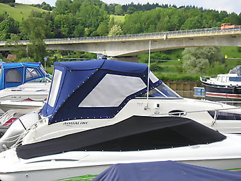 Verdeck Aqualine 750 Persenning  15