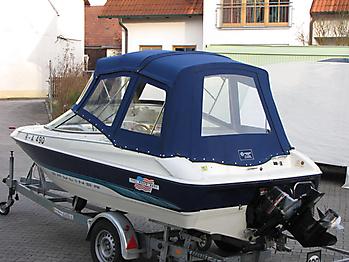 Verdeck Bayliner 1750 LS Persenning 04