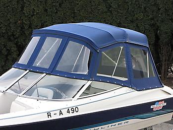 Verdeck Bayliner 1750 LS Persenning 13