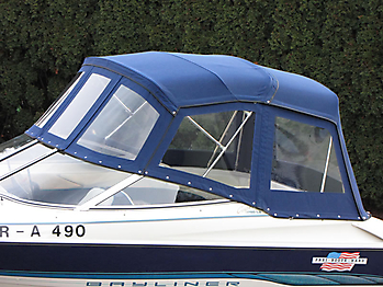 Verdeck Bayliner 1750 LS Persenning 14