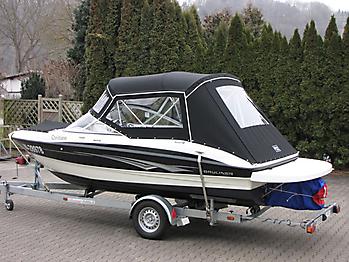 Verdeck Bayliner 185 Persenning 09