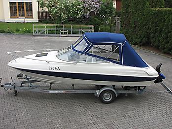 Verdeck Bayliner 2052 Persenning 01