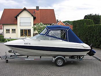 Verdeck Bayliner 2052 Persenning 03