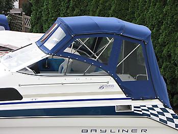 Verdeck Bayliner 2255 Persenning 02