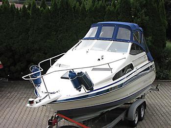 Verdeck Bayliner 2255 Persenning 08