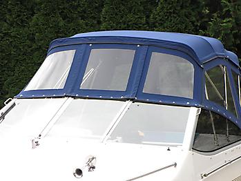 Verdeck Bayliner 2255 Persenning 09