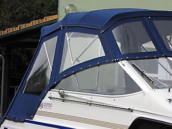Verdeck Bayliner 2255 Persenning 13