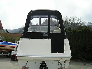 Verdeck Bayliner 2355 Persenning 05