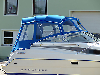Verdeck Bayliner 2355 14