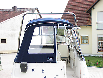 Verdeck Bayliner 2655 Bootsverdeck Persenning  19