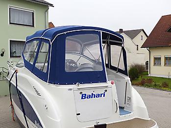 Verdeck Bayliner 265 Persenning 17