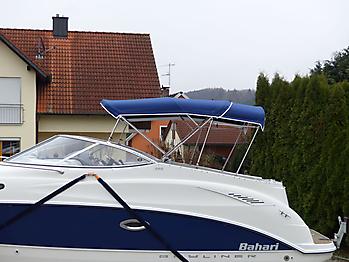 Verdeck Bayliner 265 Persenning 19