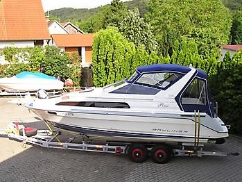 Verdeck Bayliner 2855 Persenning 01