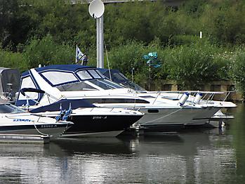 Verdeck Bayliner 2855 Persenning 14