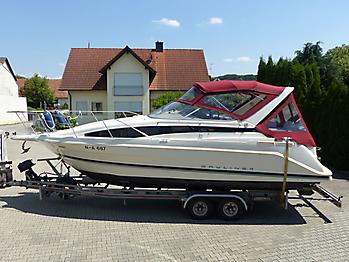 Verdeck Bayliner 2855 Bootsverdeck 03
