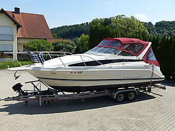 Verdeck Bayliner 2855 Bootsverdeck 05