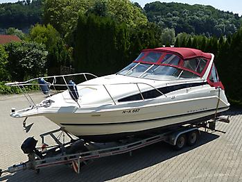 Verdeck Bayliner 2855 Bootsverdeck 07