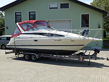 Verdeck Bayliner 2855 Bootsverdeck 11