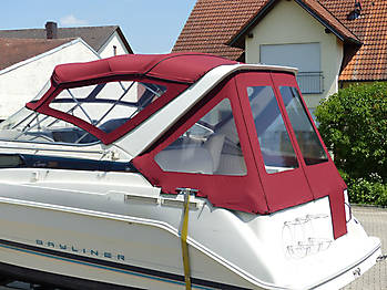 Verdeck Bayliner 2855 Bootsverdeck 16