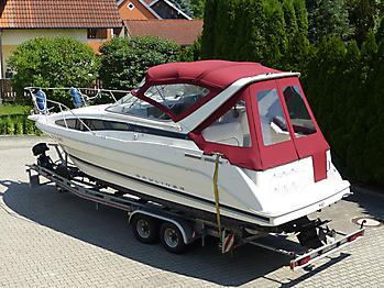 Verdeck Bayliner 2855 Bootsverdeck 17