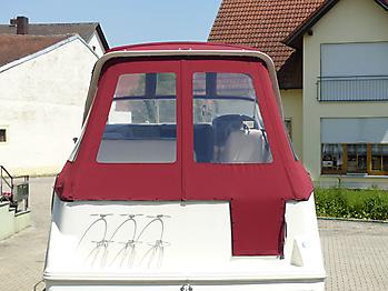 Verdeck Bayliner 2855 Bootsverdeck 19
