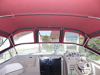 Verdeck Bayliner 2855 Bootsverdeck 24